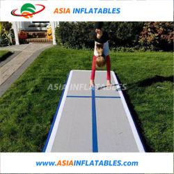 Gimnasia inflables Jumping Mat, secadora de aire inflables vía