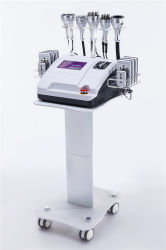 Lipo Corpo Laser Cavitação Emagrecimento Máquina de emagrecimento com Lipo 8 pastilhas de Laser