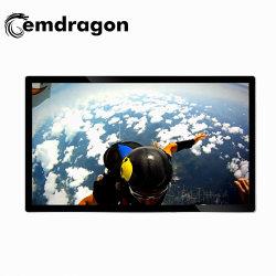 32 LCD Digital Signage montaggio a parete LED impermeabile a colori Display pubblicitario schermo a sfioramento monitor LCD da 32 pollici