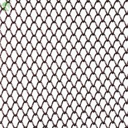Bagno catena link doccia metallo rete tenda decorazione casa