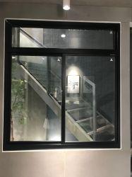 صنع وفقا لطلب الزّبون مزدوجة يزجّج ألومنيوم [سليد ويندوو]|ألومنيوم زجاجيّة شباك ينزلق [غلسّ ويندوو] ظلة|نافذة ثابت