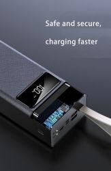 LED de moda visor digital portátil tipo Universal C 10000mAh Mini Banco de Potência