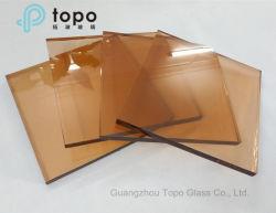 10mm 분홍색 색깔 부유물 편평한 판유리 (C-P)