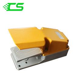 (高品質)エレクトリックフットメタルペダルコントロールスイッチ