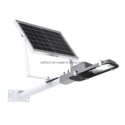 IP65 ضوء LED للشارع مقاوم للمياه SMD Aluminium 30 واط يعمل بالطاقة الشمسية