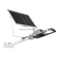 IP65は屋外SMDアルミニウム60W太陽LED街灯を防水する