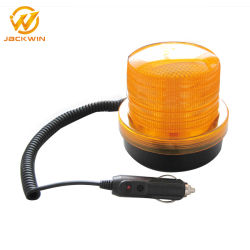LEDのストロボライト回転標識の警報灯の太陽トラフィックの警報灯の高い明るさの回転及び点滅する黄色車の緊急のトラフィックの警報灯