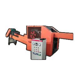 Tejido de hilos de caucho reciclado de plástico de Red de peces de la máquina trituradora de cuerdas de los cables de fibras