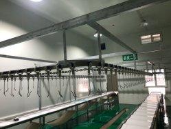 Aves de capoeira Defeather Depena Abate de processamento de carne de frango Máquina Plucker