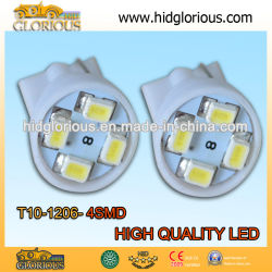 LED CMS T10-1206-4Auto Voiture de lumière LED Lampe Instrument