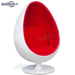 Fibra de réplica Eero Aarnio Lounge Ovo de giro de Lazer Cadeira Pod