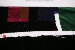 Bl2278 tessuti fatti in Pleuche, passaggio della pelle di Karyotyp di resistenza all'usura lucida per gli indumenti, pattini, sacchetti, cappelli