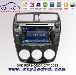 2DIN 8inch Car DVD for Honda City 2012 (QL-9207)