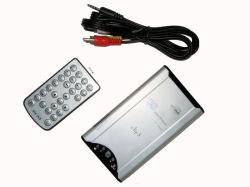 1080i RMVB/MP4 giocatore di multimedia MP5 di SATA + di ido HDD (KHP-8815)