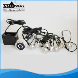 カスタムバスタブ SPA コントロール 10 個小型アンダーウォーターランプ LED ライト