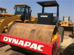 판매를 위한 판매 토양 쓰레기 압축 분쇄기 Dynapac 사용된 최신 Ca30d 롤러