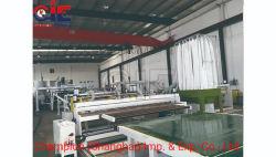 L'ABS /Hanches/PMMA Feuille de plastique Extrusion/Machine de l'extrudeuse pour valise /toit des wagons/ PLANCHE DE BORD/châssis de porte/fenêtre