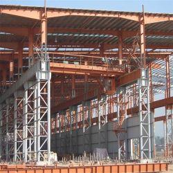 S355JR сегменте панельного домостроения Multi-Storey высотного жилого стальные конструкции ISO CE