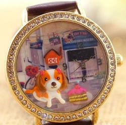 한국 Mini 일본 DIY Art Handmade Soft Polymer Clay 3D Watch Creation Creativity Mechnical 스위스 Quartz Sport Fashion Promotion Gift Brand 2014년 Hot Selling