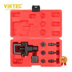Vt01590 세륨 8PC 기관자전차 사슬 쪼개는 도구 및 Riveting 연장 세트