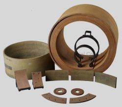 Не асбеста из тормозных колодок для производства дноуглубительных работ и ремонта Dredgers