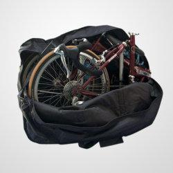 14 インチから 20 インチのシックバイク折り畳み(ホイール付き) カスタマイズした Unisex レジャーファッションマルチファンクションポータブルサイクリング自転車ハンドルバーウォーター 抵抗力のあるロードバッグ