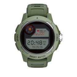 Wonlex HT6 Smartwatch 1,4′ ′ pantalla de vidrio Hyperboloid IP68 Baja consumo eléctrico frecuencia cardíaca BP sangre oxígeno Monitor de salud inteligente Mira