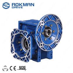 Hohe Leistungsfähigkeit RV-hohles Wellenzahnrad-Kasten-Bewegungspreis-Endlosschrauben-Getriebe