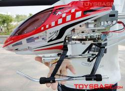 Grand jouet d'hélicoptère de RC, hélicoptère à télécommande par radio du compas gyroscopique 3CH R/C d'hélicoptère de jouet de R/C avec le gyroscope (RPC87343)