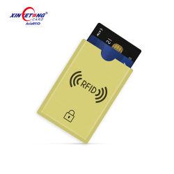 El bloqueo de RFID, la protección de la solución de tarjeta sin contacto protege toda la billetera