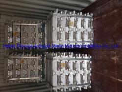 製造所の卸売価格のAlのアルミニウムインゴット99.9高い純度