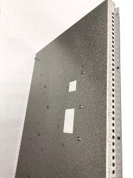 シート・メタルの製造の鉄骨構造の機械装置の予備品Aluminum/SGCC/Seccの収納箱の産業コンピュータの箱を押す工場供給の習慣