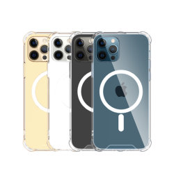 Caricatore senza fili di Magsafe di vendita del Amazon di caso del telefono di sostegno mobile caldo del coperchio per il iPhone 12