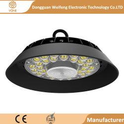 PC 렌즈를 가진 신형 현대 디자인 Dob LED 반사체 산업 창고 옥외 높은 만 빛