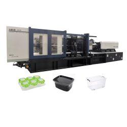 HochgeschwindigkeitsplastikSpritzen-Maschinen-energiesparende bildenmaschine der abfall-Dosen-ServoGF650eh für Wegwerfnahrungsmittelbehälter