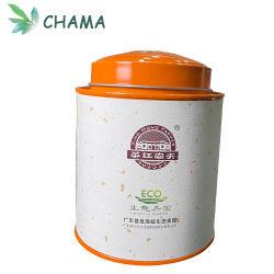 Pacote de Oferta de chá China Fornecedor Dom Metal Portáteis Personalizados vazios Tia pode