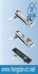 Yh8070 ultrafino Flat-Shaped Bloqueo del panel de puerta invisible