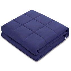 60''x80'' 20 lbs Queensize-Bett Schwer mit Gewichteter Decke Aus Glasperlen