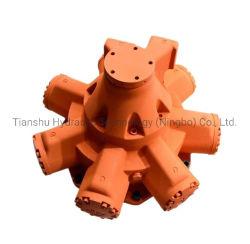 Aus Chinesischer Fabrik Gute Qualität Hydraulikaggregat Ersetzen Kawasaki Staffa Hydraulikmotor Zylinder Hmc080/125/200/270/325.