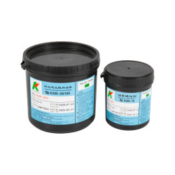 El líquido verde tinta Photoimageable máscara de soldadura para PCB
