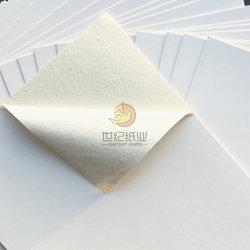 Placa Fbb branco C1s marfim para 250 g de folhas de papel utiliza papelcartão