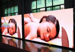 Affichage vidéo Super-Light LED ultra-léger de bord, taux de rafraîchissement élevé, haute de couleur, 500*500mm, système Novastar