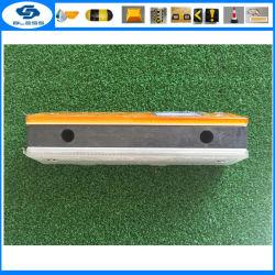 Тип Trapeziform, прямоугольник тип безопасности отражает Guardrail отражатель
