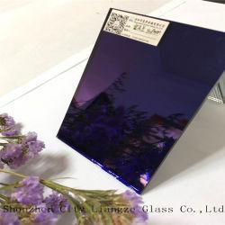 3mm 4 mm mur bleu bijoux décoratifs miroir mirror/Argent/miroir de couleur