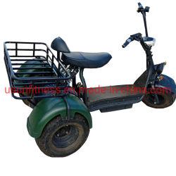 L'agriculture wagon de fret électrique ferme adulte VTT VTT avec Fat le pneu et la puissance du moteur de 1500 W
