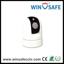 Mini-IP67 de sécurité à l'extérieur du véhicule d'imagerie thermique IP caméra PTZ Dôme Caméra de vidéosurveillance