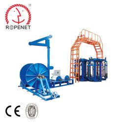 Los husillos de 8 Cuerda para trenzar buque gigante de la máquina (fabricante)