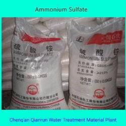 50kg/Bag het Sulfaat CAS van het ammonium: 7783-20-2