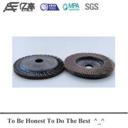 Абразивные диски Calcined заслонки алюминиевые шлифовального круга для шлифовки металлических и удаление ржавчины