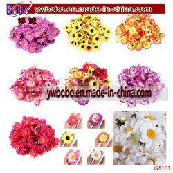 Yiwu Chine Fleur artificielle Jardin de l'Agent d'achat de fleurs en soie (G8101)